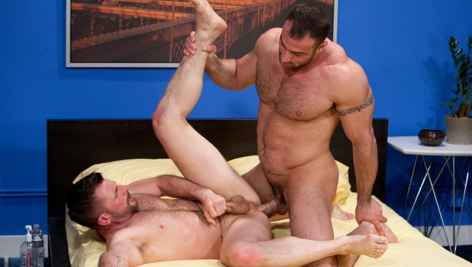 Morgan Black And Spencer Reed, Scene #01