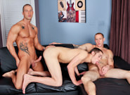 On The Set - Rod Daily, Angelo Romani & Adam Pain
