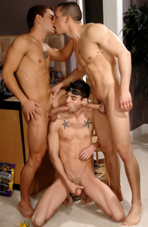 Johnny Torque, Mason Star & Anthony Romero Picture