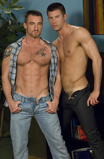 Ross Hurston & Kyle King Picture