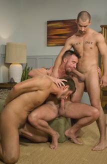 Ross Hurston, Ethan Wolfe & Lucas Knowles Picture