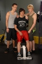 Balls Out In The Gym picture 1