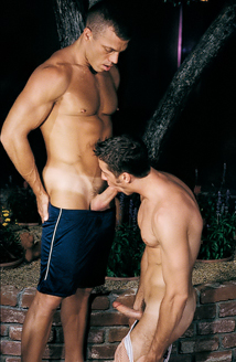 Jake Andrews, Tyler Hill Picture