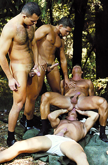 Robert Balint, Logan Reed, Antonio Vega, Roland Dane Picture