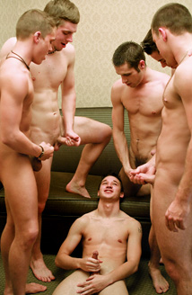 Caleb Moore, Lance Howard, Evan Richards, Jesse Swift, Krist Cummings, Scott Adler Picture
