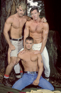 Chase Hunter, Aiden Shaw, Joey Morgan Picture
