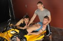 Anthony Romero, Steven Shields & Sergio Long picture 14