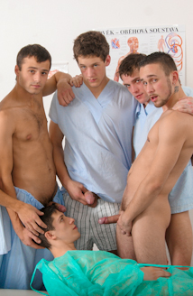 Raw Gangbang Therapy Picture
