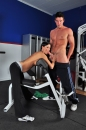 Trystan Bull & Amy Lee in &#65533;Sexy Flex&#65533; picture 23