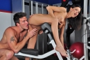 Trystan Bull & Amy Lee in &#65533;Sexy Flex&#65533; picture 1