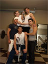 Anthony, Mason, JonnyT, Sebastian Taylor & Miguel Prange picture 27