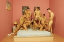 Forbidden Bisexual Orgy picture 3