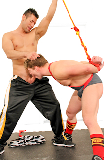 Doug Acre And Alexander Garrett - Spank