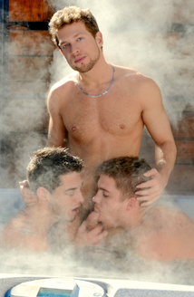 A Steaming Hot Winter Chill! Picture