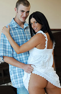 Christian Wilde & India Summer Picture