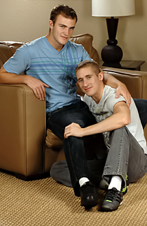 Mason & Christian Wilde Picture