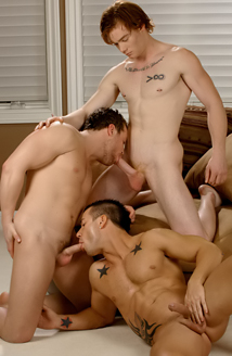 Nash Lawler, Rod Daily & James Jameson Picture