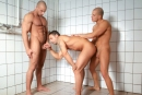 Fred Fele, Isidore Nadas And Peter Shadow Fuck picture 9