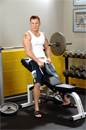 Tommy Gym Session picture 5