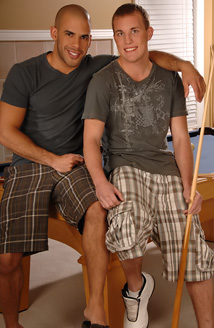 Alex Andrews, Austin Wilde Picture